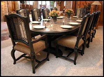 table silla